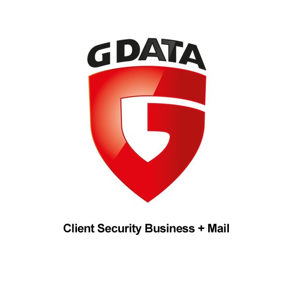 G-Data ClientSecurity Bus.+Mail.10-24U.1YM