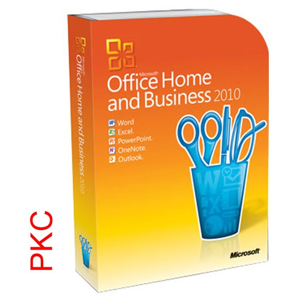 MS Office 2010 Home and Business PKC dt.geb.