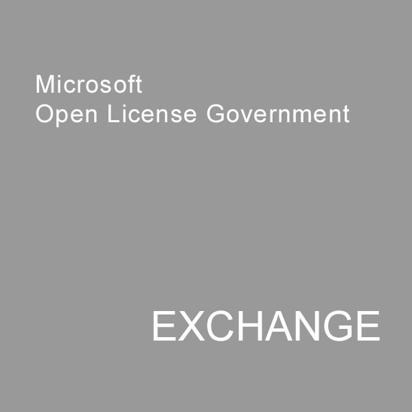 MS Open-GOV ExchOnlnPrtctn ShrdSvr Qlfd