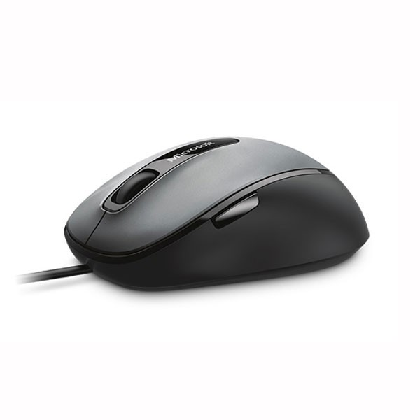MS Mouse Comfort 4500 USB black